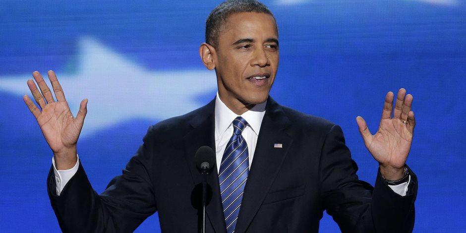 أوباما يرد على تهديد ترامب بإرسال جنود أمريكيين للحدود مع المكسيك.. ماذا قال؟