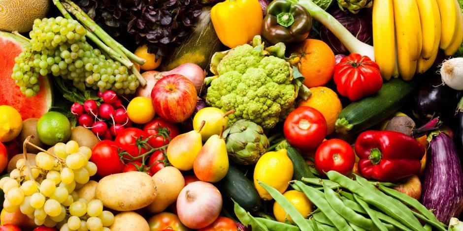 أسعار الخضروات والفاكهة اليوم الأحد 8/7/2018 في سوق العبور