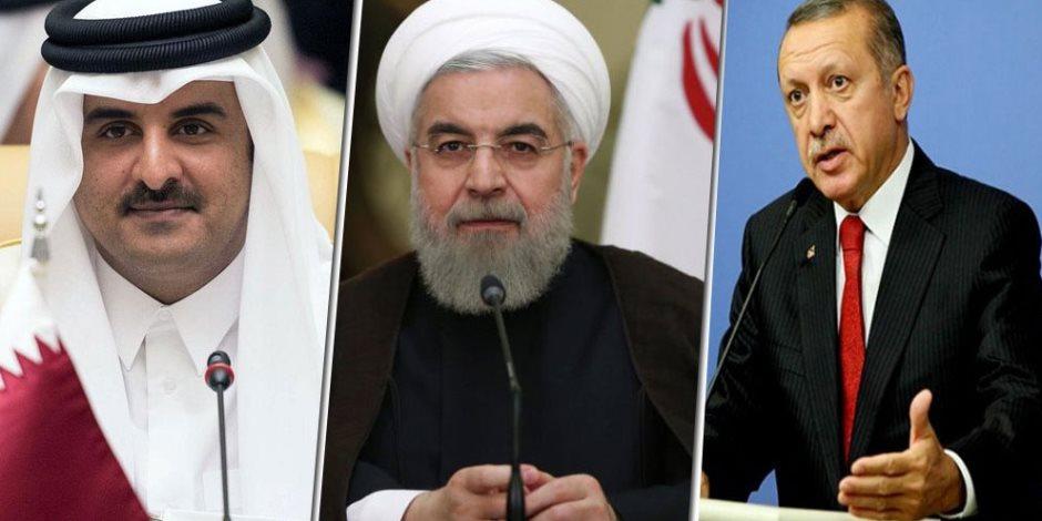 رؤساء الشيطان في المنطقة.. كيف خطط حلفاء الإرهاب لتدمير الشرق الأوسط؟