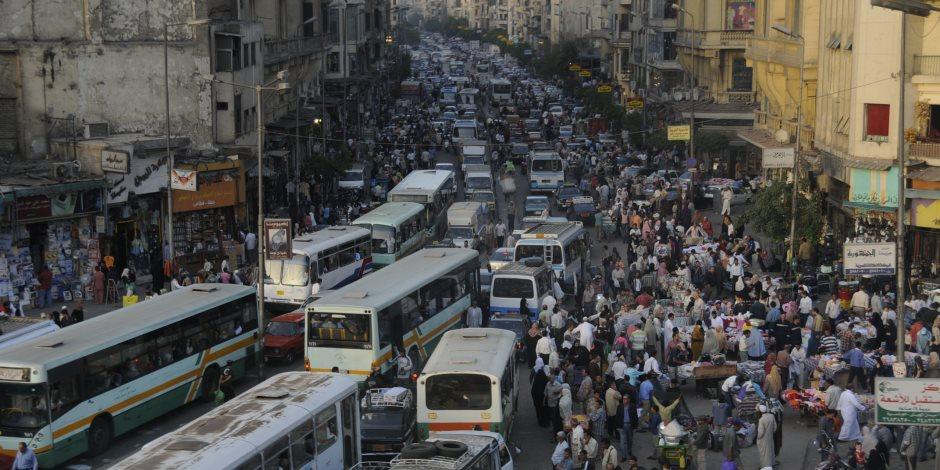 الزيادة السكانية تعرقل خطوات التنمية.. تعرف على فرص الخروج من الأزمة