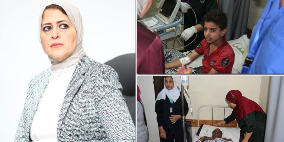 """""""مفيش نوم"""".. كيف استعدت وزارة الصحة لتأمين احتفالات المصريين بعيد الأضحى؟"""