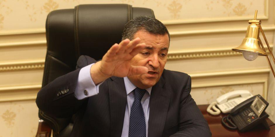 النائب أسامة هيكل: من مصلحة الإخوان عدم إصدار قانون جديد للصحافة لتستمر الفوضى (حوار)