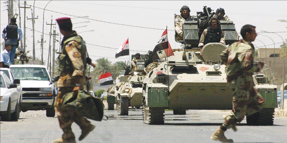 الحالة الأمنية في جنوب العراق.. قوات مشتركة لتأمين المطارات وآبار النفط