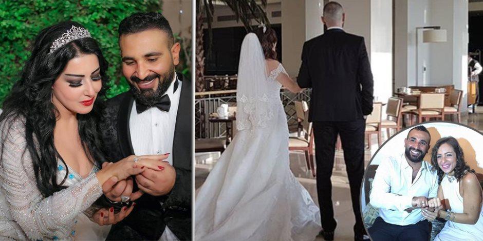 زواج وطلاق الفنانين.. مأذون و2 شهود و«فيسبوك»