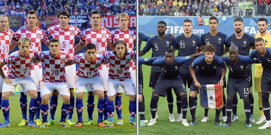 كأس العالم في أرقام: ديشامب يفوز بالبطولة لاعبا ومدربا.. ومبابي ثاني أصغر لاعب بالنهائيات