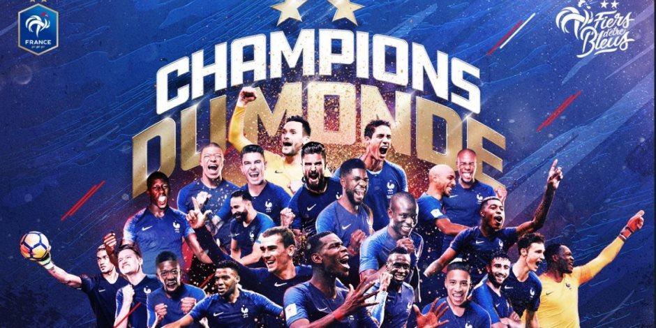 في كأس العالم الكل كسبان.. فرنسا البطل بـ 38 مليون دولار