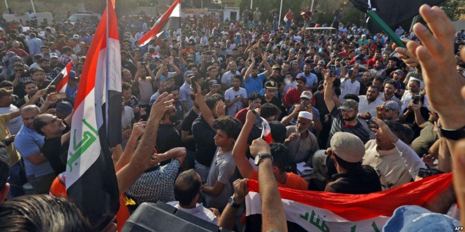 8 أيام من الاحتجاجات.. كيف تنتهي مظاهرات البصرة العراقية؟