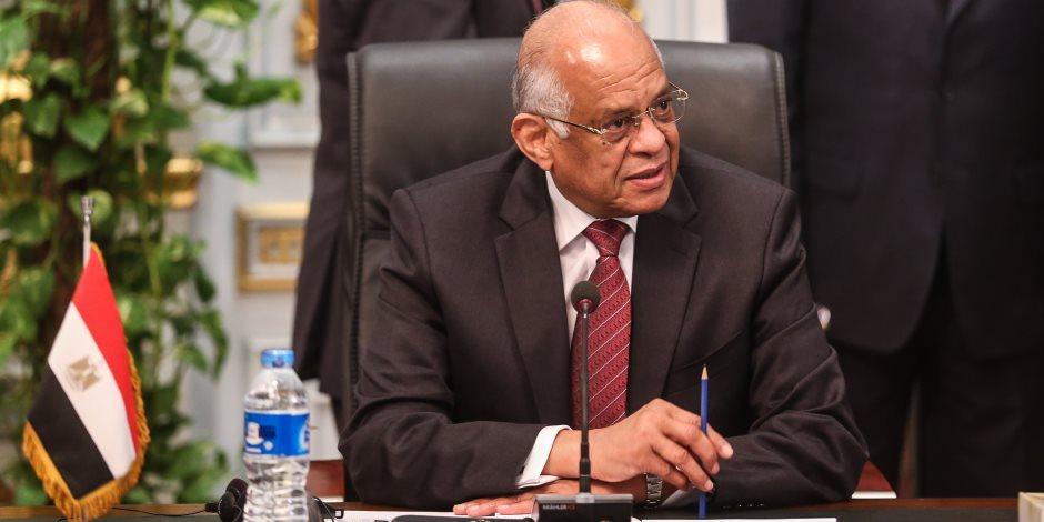 عبد العال: بدء إجراءات سحب الثقة عن سحر الهواري فور الانتهاء من مناقشة بيان الحكومة