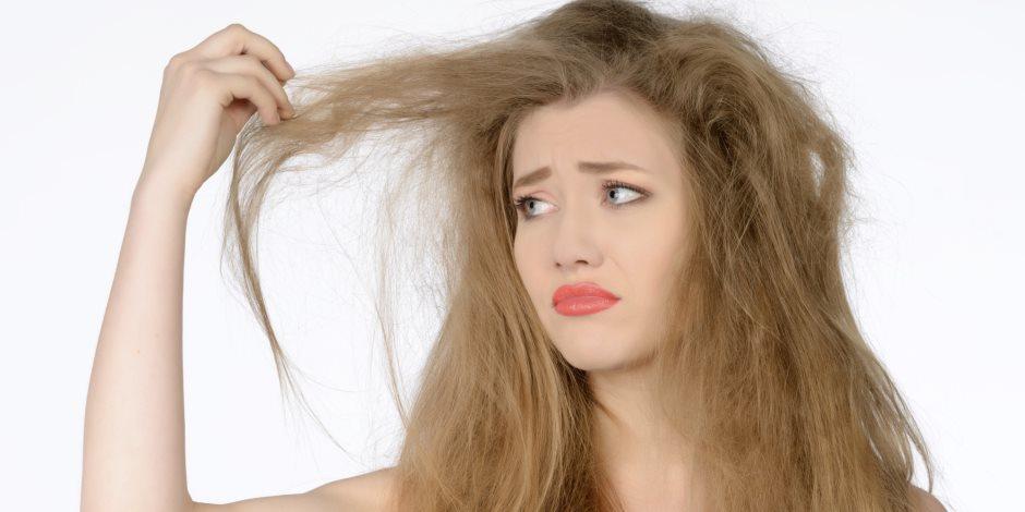 بالبيض والمايونيز.. وصفات لعلاج الشعر التالف والمقصف.. تعرفي عليها