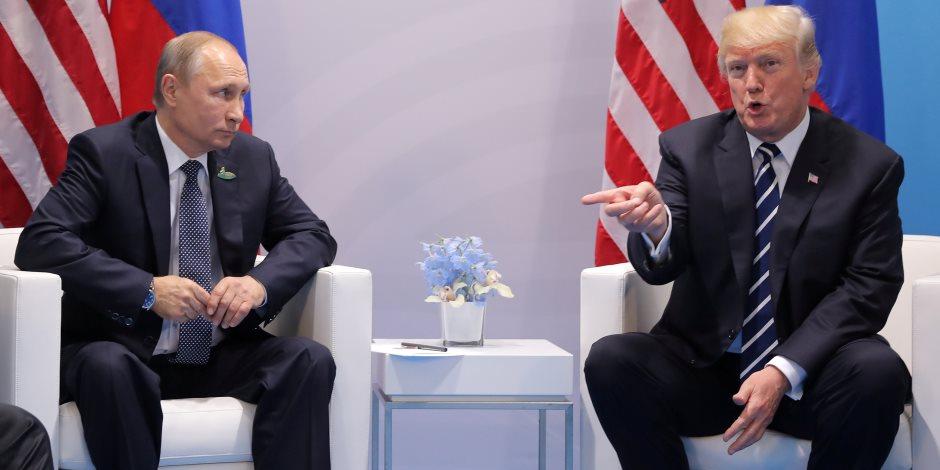 «جاسوسة» روسية جديدة.. مساعي ترامب للتقارب مع موسكو في مهب الريح