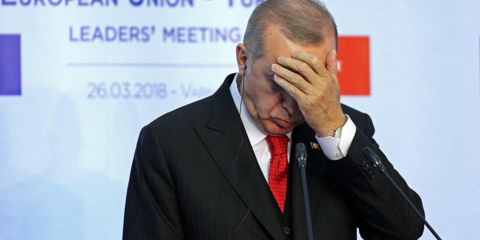 فضيحة جديدة لأردوغان.. نائب الرئيس التركي يعمل بشركة نصب واحتيال