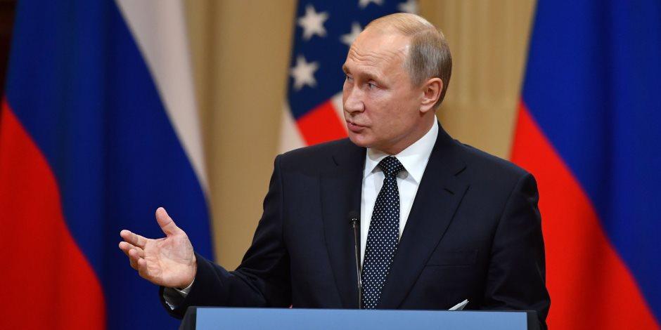 """حرائق اليونان.. هل تكون ورقة """"بوتين"""" لإنهاء التوتر بين موسكو وأثينا؟"""