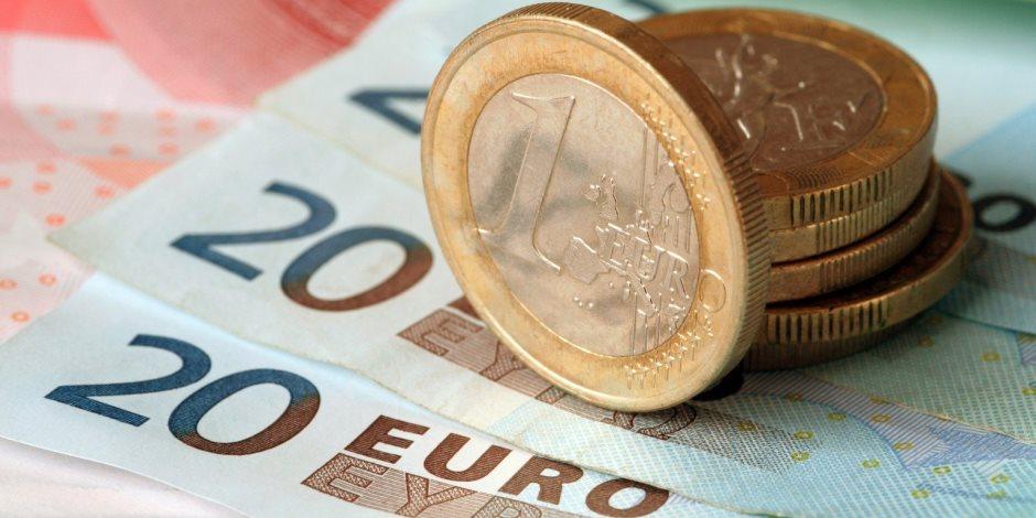 سعر اليورو اليوم الأثنين 13-8-2018 فى مصر