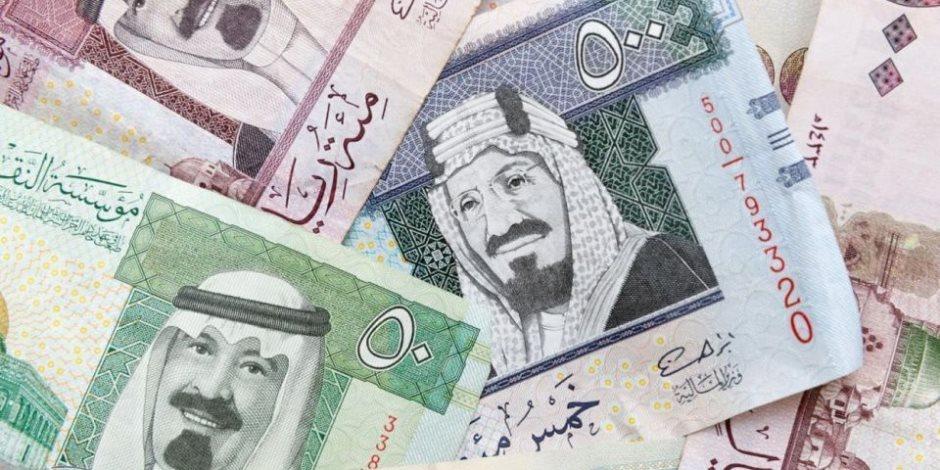 سعر الريال السعودى اليوم الخميس 9-8-2018 فى مصر