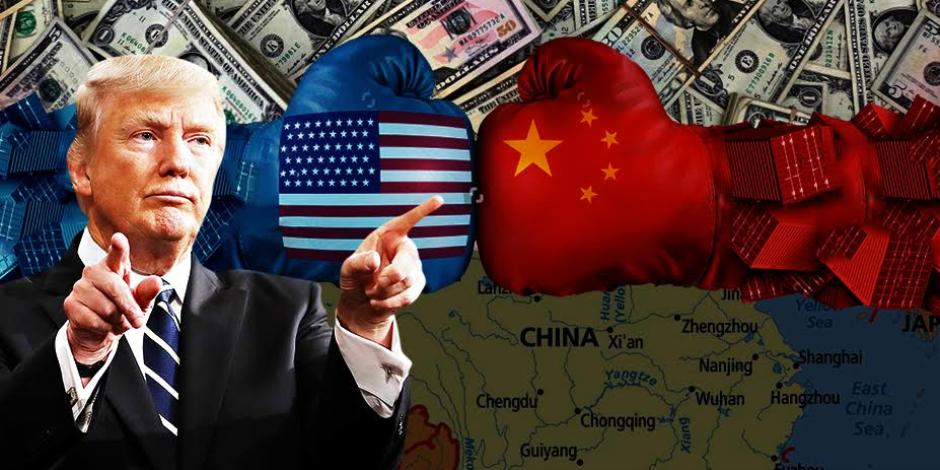 توابع الحرب التجارية.. ترامب يهدد بفرض مزيد من الرسوم الجمركية على الصين
