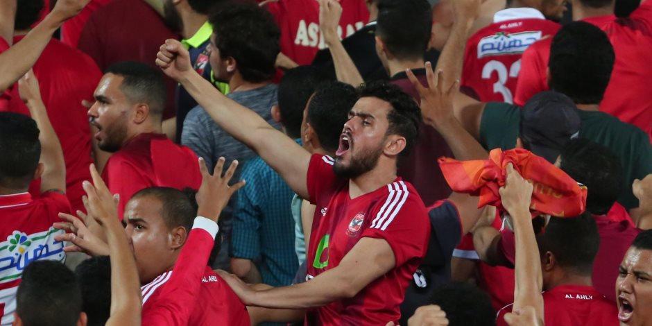 الأهلي يفوز على تاونشيب بهدف نظيف.. والترجي يتأهل بأقدام مدافع الأحمر
