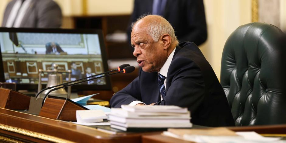 عبد العال يغازل المعارضين: يعاتبونني على منحكم الحق في الحديث