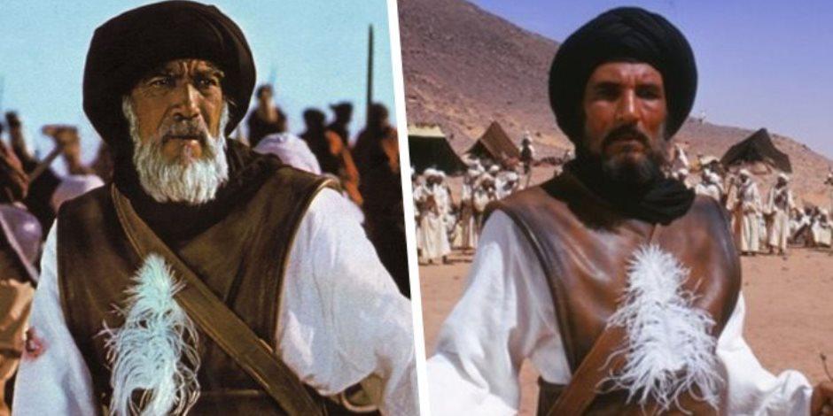 كواليس فيلم الرسالة.. عندما تفوق عبدالله غيث على أنتوني كوين