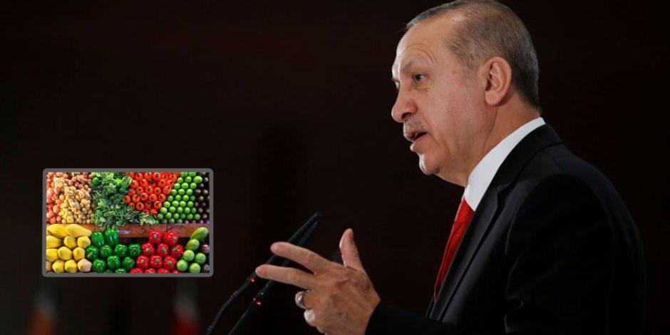 البطاطس والدواجن طعام القادرين.. كيف وضع غلاء السلع الأساسية أردوغان في ورطة؟