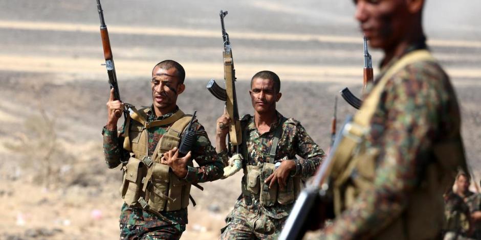 التقارير المشبوهة تستهدف نجاحات التحالف في اليمن: فتش عن قطر