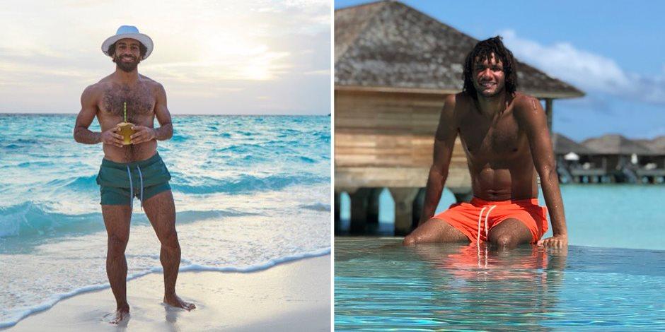 """البساطة والسعر """"الحنين"""".. لماذا اختار صلاح والنني جزر المالديف؟"""