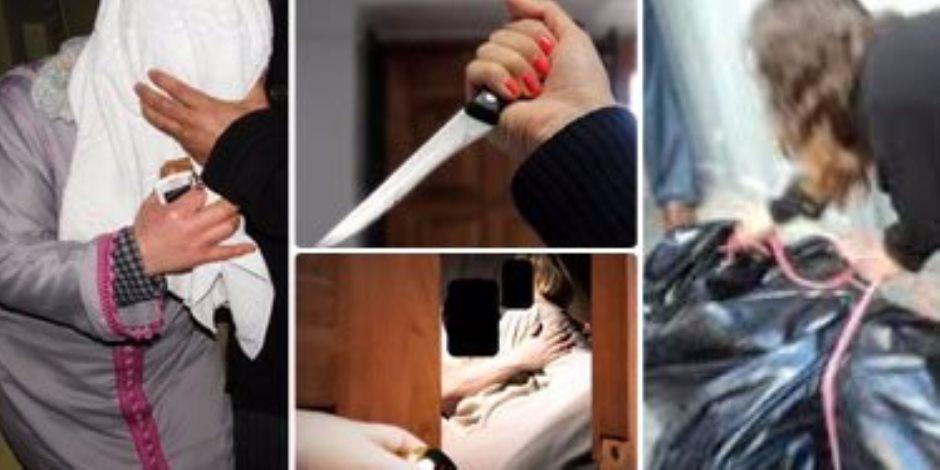 غرام الأفاعى.. لماذا ارتفعت معدلات جرائم القتل بين الأزواج؟ (قصص واقعية)
