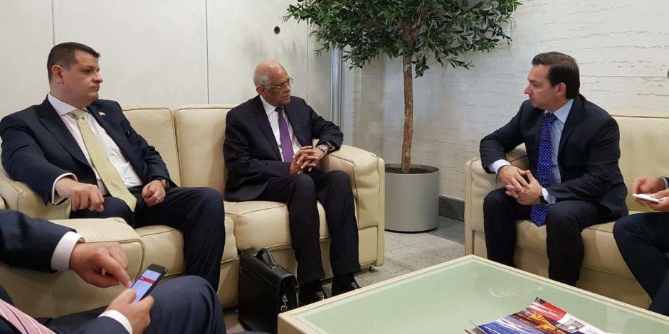 في 24 ساعة.. البرلمان يعيد الحياة للعلاقات المصرية الصربية