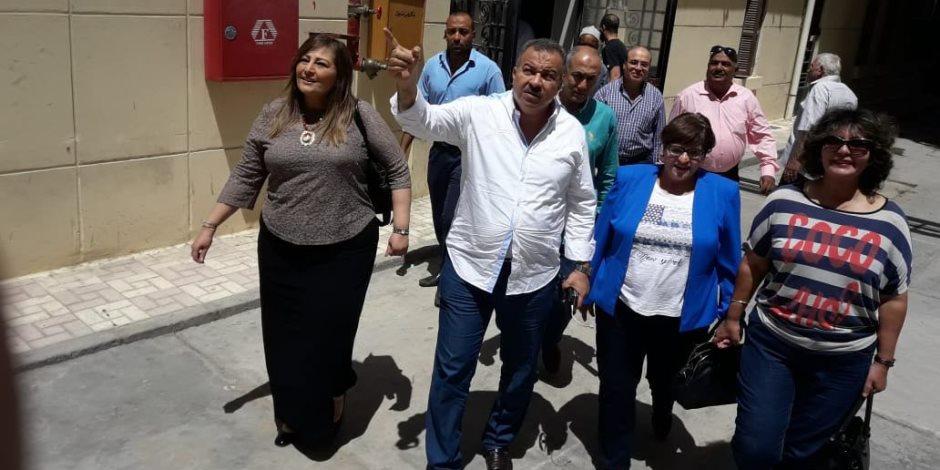 كيس الدم بـ800 جنيه.. تفاصيل زيارة الوفد البرلماني لمستشفيات الإسكندرية (صور)