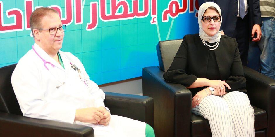 مبادرة السيسي للقضاء على قوائم انتظار المرضى تبدأ من مستشفى وادي النيل