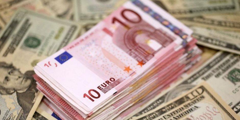 سعر اليورو اليوم الاثنين 3-9-2018