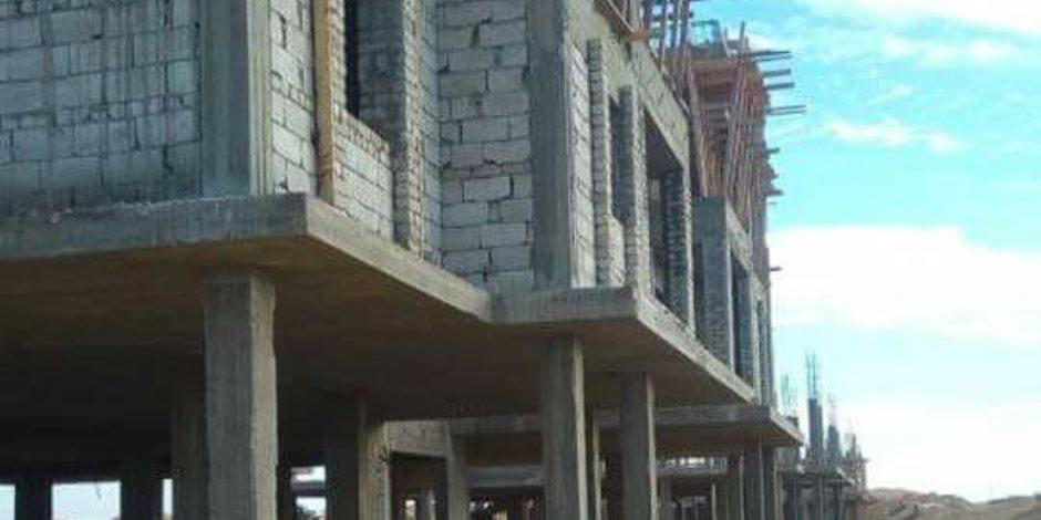 السيسي وعد وأوفى.. مدينة رفح الجديدة: صرح معماري على أرض شمال سيناء (صور)