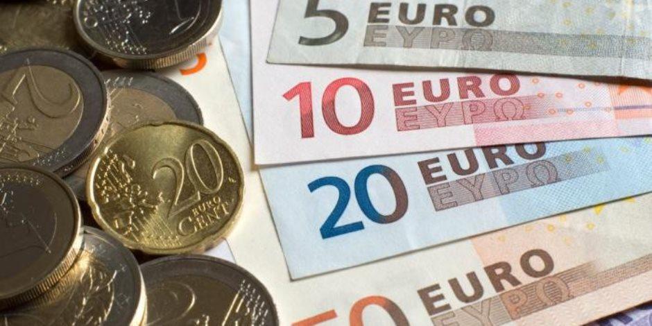 سعر اليورو اليوم الأثنين 6-8-2018 فى البنوك المصرية