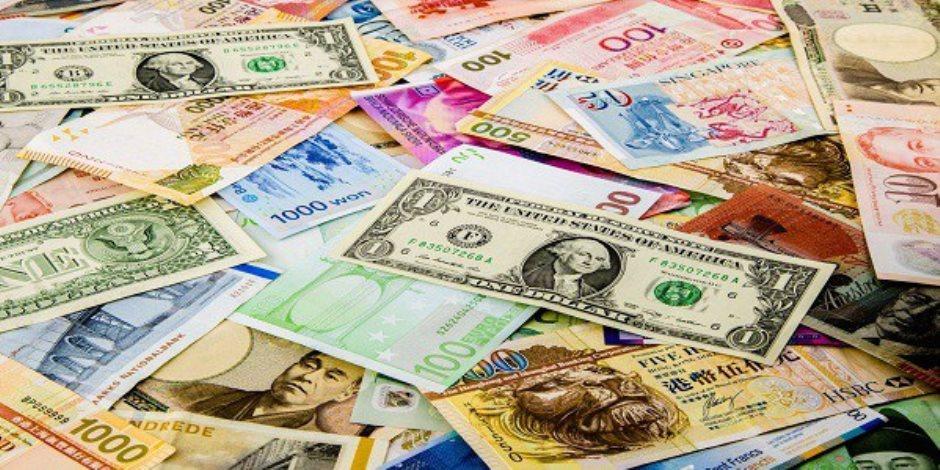 ننشر أسعار العملات اليوم الجمعة 7-12-2018 في مصر
