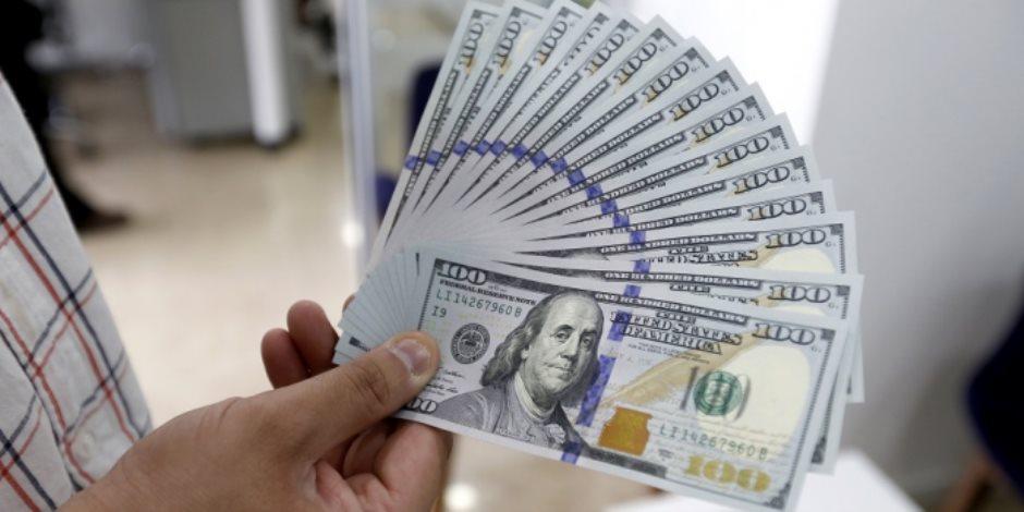 تراجع أسعار الدولار خلال تعاملات اليوم الأحد 22_7_2018 فى مصر