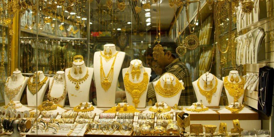 أسعار الذهب ترتفع 3 جنيهات وعيار 21 يتخطى حاجز الـ 600 جنيها