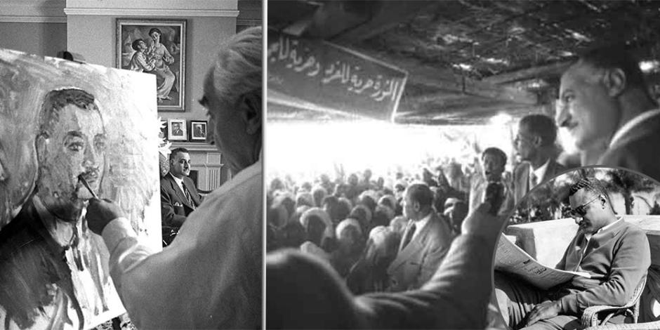 أبو عيون جريئة أصبح سيد الرجال.. كيف صنعت ثورة يوليو من الشباب المدلع أبطالا؟