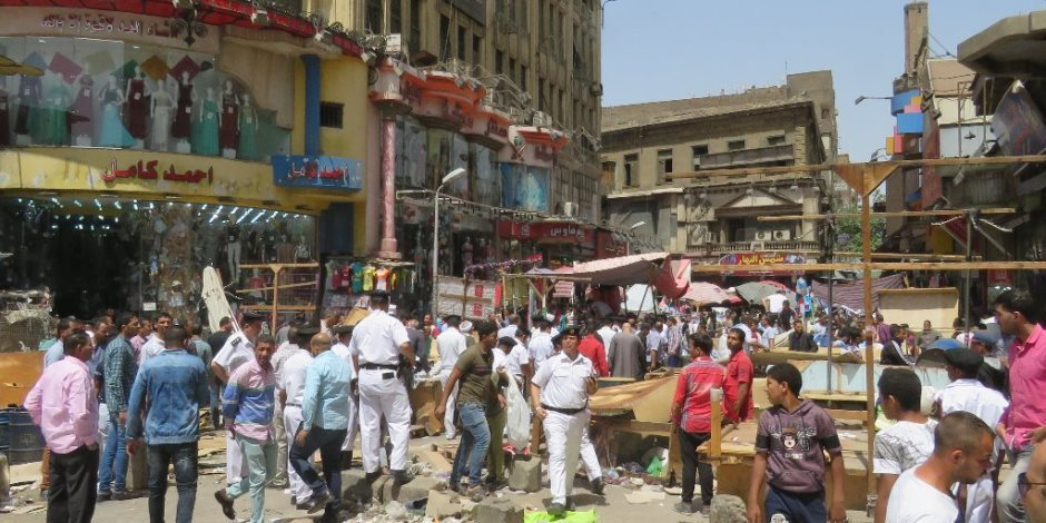 مساكن باشوات مصر في قبضة العشوائية.. حي الأزبكية يئن تحت وطأة الإهمال