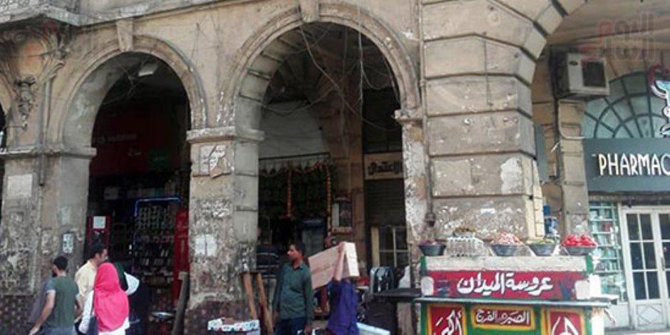 يوم نام مسؤولو الأزبكية.. أحياء القاهرة التاريخية تتحول إلى مستنقع عشوائيات