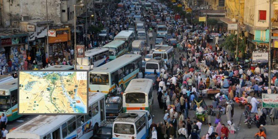 تعمير 56 ضعف مساحة القاهرة.. هذه خطة الحكومة لزيادة العمران 3% خلال 4 سنوات فقط