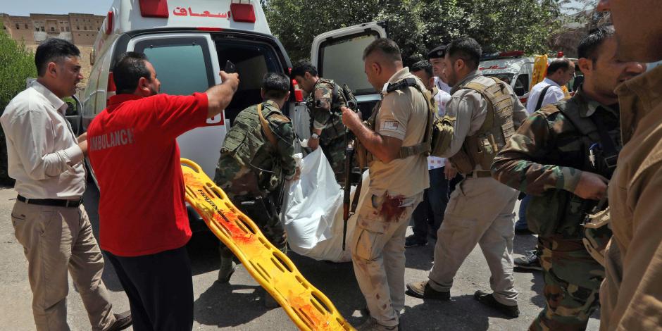 """هل قدمت """"طهران"""" أسلحة لجماعات عراقية؟..  قلق أمريكي ونفي عراقي إيراني"""