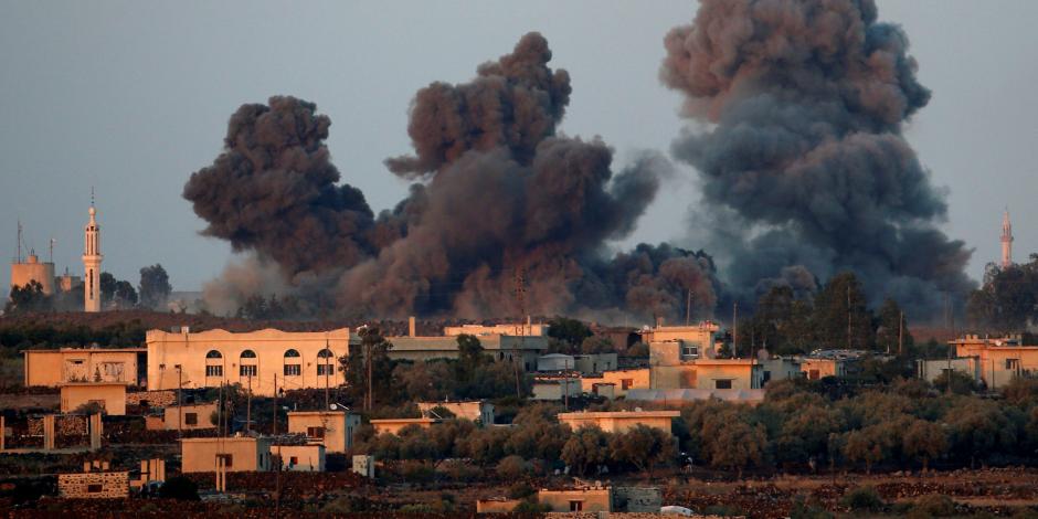 الفورين بوليسى تكشف: اسرائيل دعمت المعارضة السورية بالسلاح والطيران
