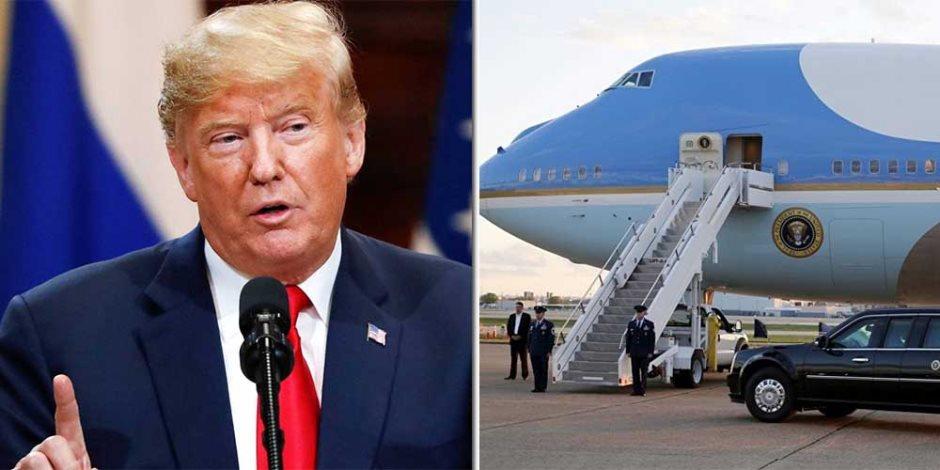 5 تجهيزات لطائرة ترامب تحولها مقرا للحكم.. البيت الأبيض الطائر جاهز للقيادة