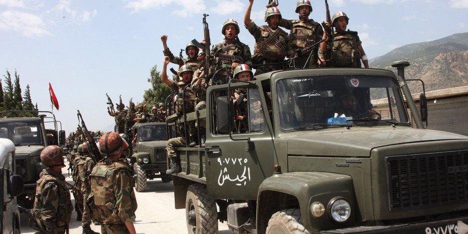 الجيش السوري يرفع «تكبيرات العيد» مناطق جديدة في حماة وإدلب