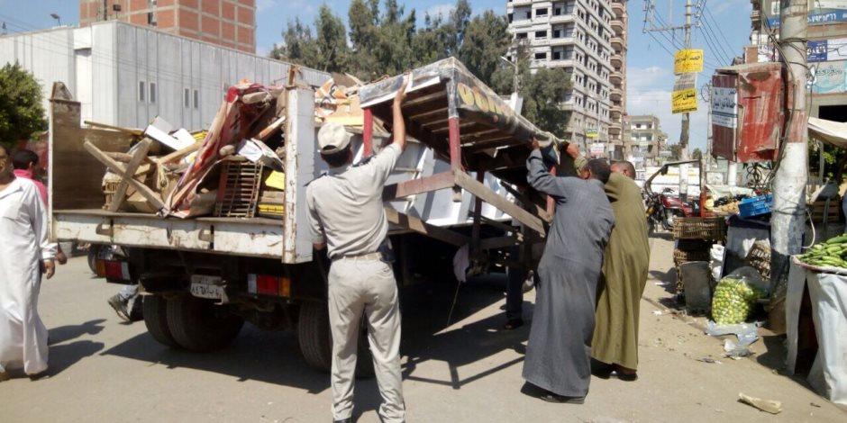 اللي عند الحكومة ما بيضيعش.. كيف تسترد مضبوطات إشغال الطريق العام في 4 خطوات؟