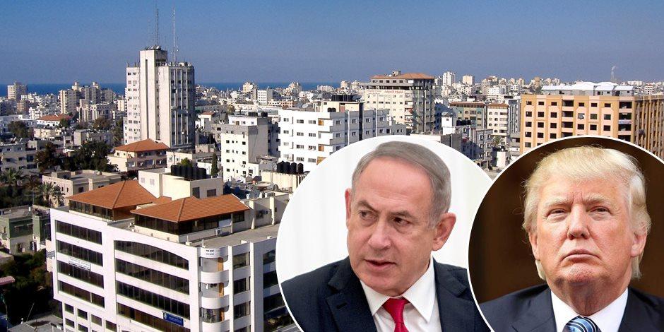 ظلام إسرائيل وخراب أمريكا يُحاصران غزة.. هكذا يزيد الاحتلال معاناة الفلسطينيين
