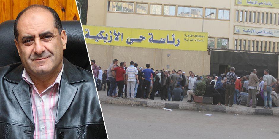 يكذب ويتجمل ويشوّه الوزير.. رئيس حي الأزبكية يلجأ للإعلام لتغطية فساده وسوء إدارته