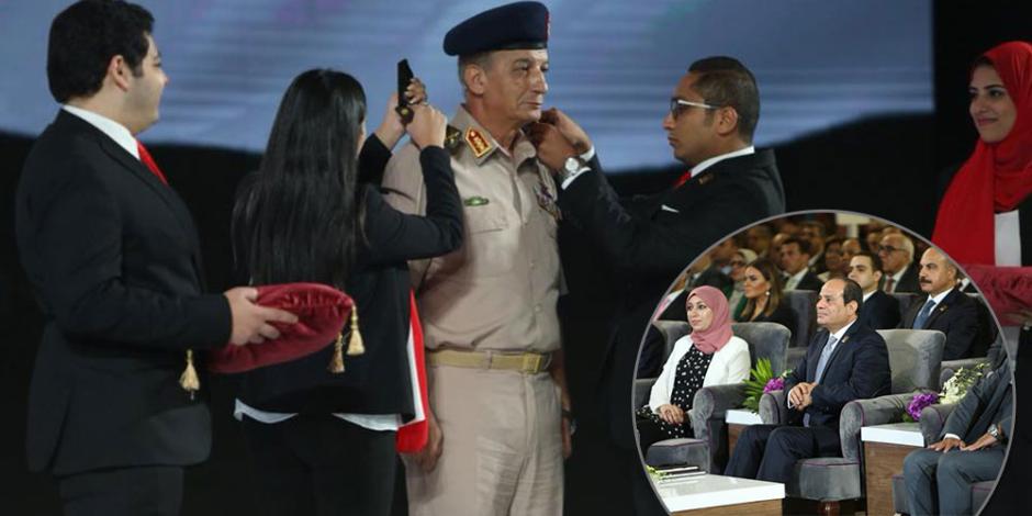 متحدث الرئاسة: عقد مؤتمر الشباب تحت قبة محراب العلم له دلالة كبيرة