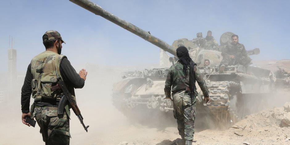 الجيش السوري يستعد لاقتحام إدلب.. تخوفات من هجوم كيماوي إرهابي