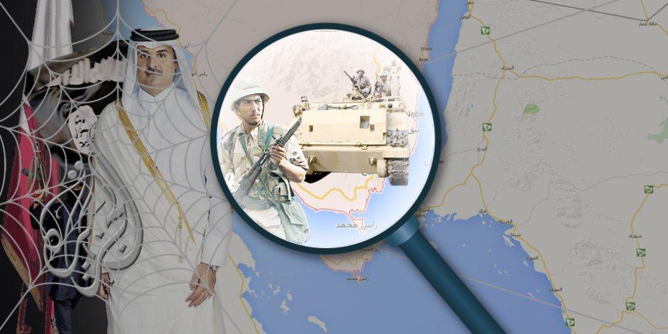 """12 سقطة مهنية في فيديو الجزيرة.. حروب التيه """"قُبلة قطر للإرهاب في رمقه الأخير"""""""