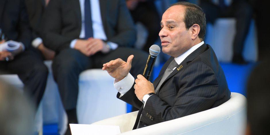 الرئيس السيسي يعلن إجراءات جديدة تخص ذوي الاحتياجات الخاصة.. تعرف عليها